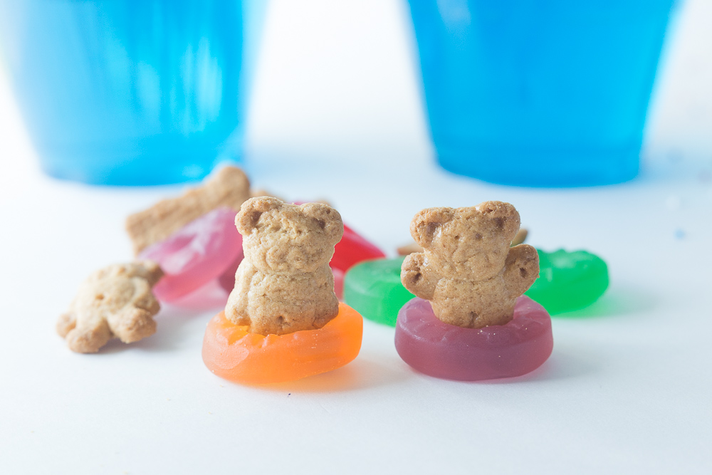 Teddy Bear Jello Pool