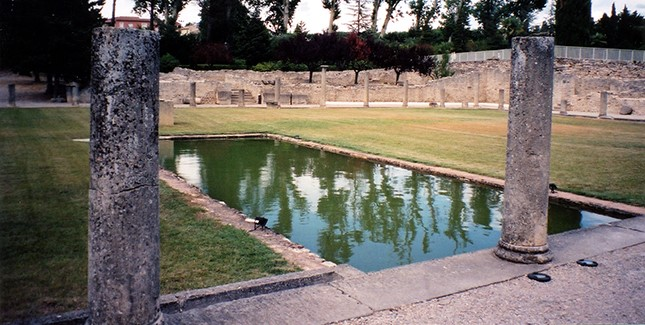 history of pools-two