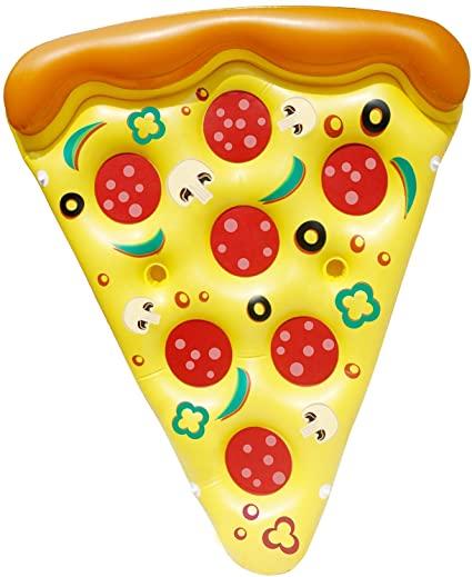 pizza-float
