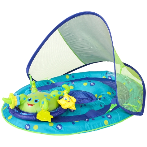 spring-baby-float-activity